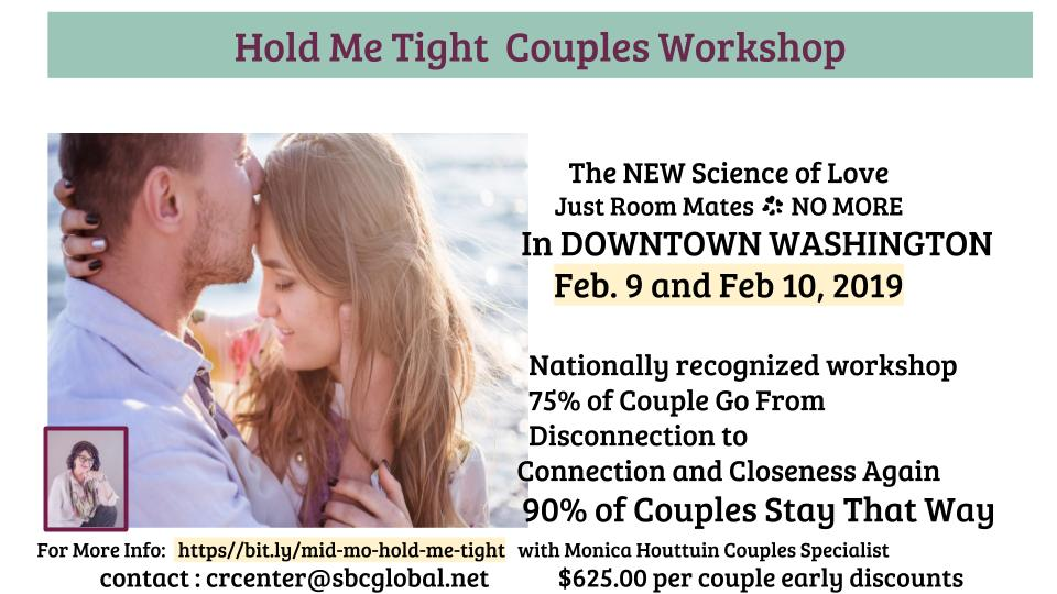Hold Me Tight Couples Workshop