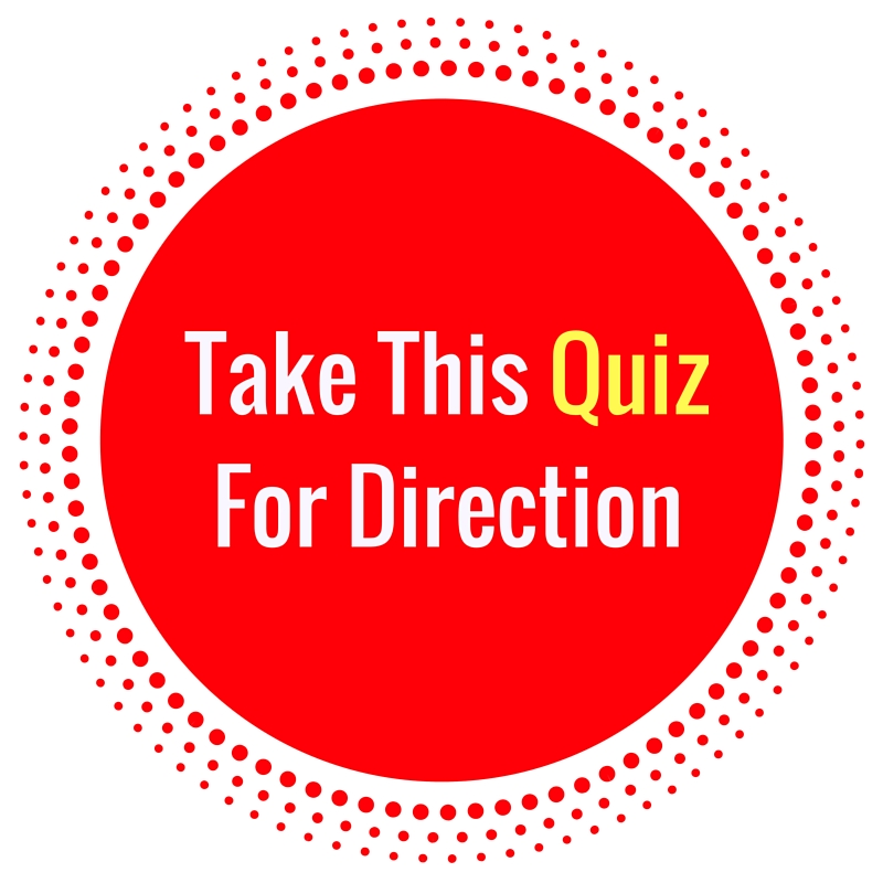 Take Quiz for Direction
