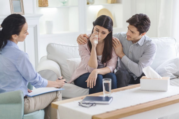 Couples Therapy: What You and Your Partner Can Learn